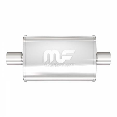 MagnaFlow Exhaust Products - MagnaFlow Muffler Mag SS 4X9 14 3/3.0