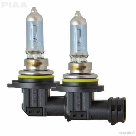 PIAA - PIAA 9006 (HB4) Xtreme White Hybrid Twin Pack Halogen Bulbs