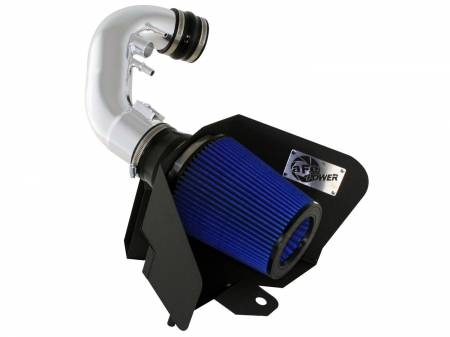 Advanced FLOW Engineering - aFe MagnumFORCE Intakes Stage-2 P5R AIS P5R Ford Mustang 11-12 V8-5.0L Polished