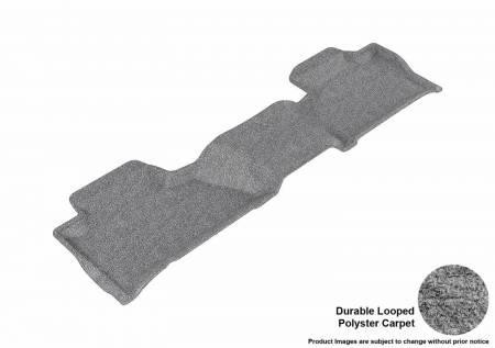 3D MAXpider (U-Ace) - 3D MAXpider FLOOR MATS CHEVROLET SUBURBAN/ GMC YUKON XL 2015-2019 CLASSIC GRAY R2 BUCKET SEATS