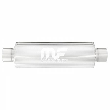 MagnaFlow Exhaust Products - MagnaFlow Muffler Mag SS 6X6 14 3/3.0