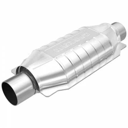 MagnaFlow Exhaust Products - MagnaFlow Catalytic Converter Universal 2 inch T2 Rear