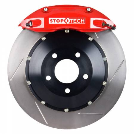 StopTech - StopTech 83.328.4600.71 StopTech Big Brake Kit Fits 94-04 Mustang