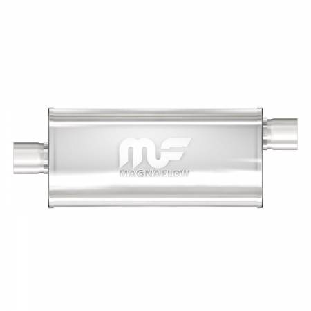 MagnaFlow Exhaust Products - MagnaFlow Muffler Mag SS 5X8 14 2.25 O/C