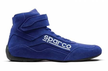 Sparco - Sparco Race 2 Shoe 10.5 Blue 001272105A