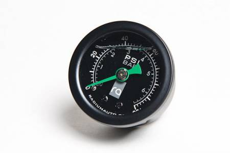 Radium Engineering - Radium Engineering 0-100 PSI Fuel Pressure Gauge