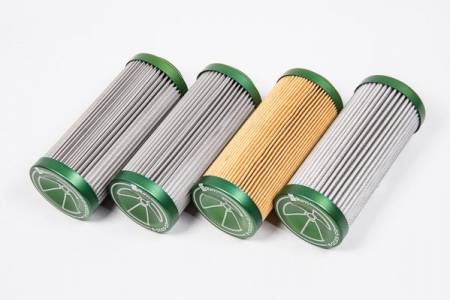 Radium Engineering - Radium Engineering 100 Micron Stainless Fuel Filter