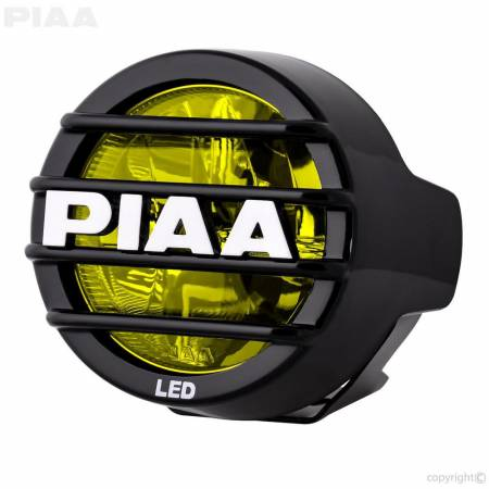 "PIAA - PIAA LP530 Ion Yellow 3.5"" SAE Compliant LED Fog Light"