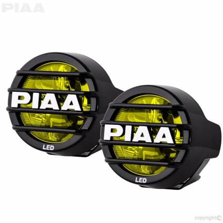 PIAA - PIAA LP530 LED Ion Yellow Wide Spread Fog Beam Kit