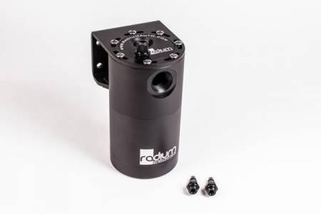 Radium Engineering - Radium Engineering Air Oil Separator - Universal Kit