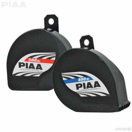 PIAA - PIAA Automotive Slim Sports Horn (400/500Hz)