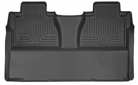 Husky Liners - Husky Liners 14-16 Toyota Tundra CrewMax Cab Pickup X-Act Contour Black 2nd Seat Floor Liner