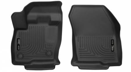 Husky Liners - Husky Liners 2015+ Ford Edge X-Act Contour Black Front Floor Liners