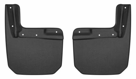 Husky Liners - Husky Liners 2018 Jeep Wrangler Custom-Molded Front Mud Guards