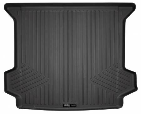 Husky Liners - Husky Liners 2017 Cadillac XT5 WeatherBeater Black Trunk Liner