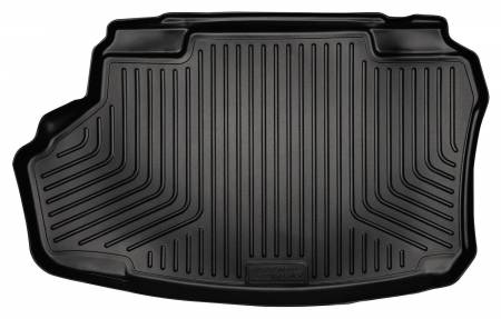 Husky Liners - Husky Liners 2012 Toyota Camry (Hybrid) WeatherBeater Black Trunk Liner