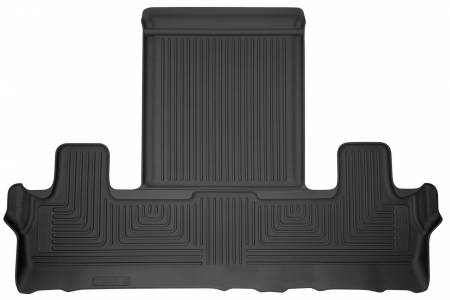 Husky Liners - Husky Liners 18-19 Ford Expedition Max Ltd./Plat./XL/XLT WeatherBeater Black 3rd Seat Floor Liner