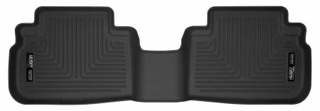 Husky Liners - Husky Liners 2019 Subaru Forester Black Second Row Floor Liners
