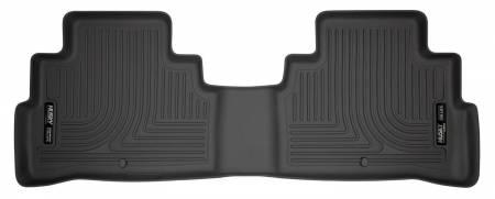 Husky Liners - Husky Liners 19 Nissan Murano Weatherbeater Black 2nd Seat Floor Liner