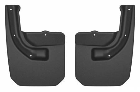 Husky Liners - Husky Liners 2018 Jeep Wrangler Custom-Molded Rear Mud Guards