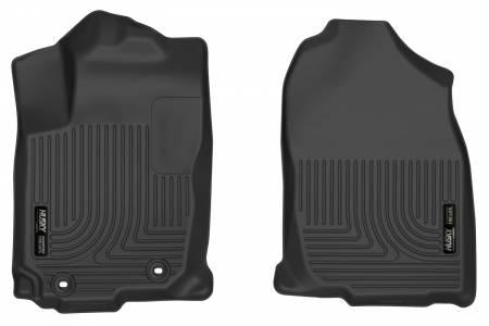 Husky Liners - Husky Liners 13-17 Toyota RAV4 Black Front Floor Liners