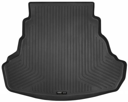 Husky Liners - Husky Liners 2015-2016 Toyota Camry WeatherBeater Black Trunk Liner