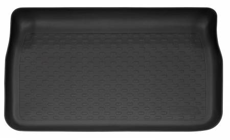 Husky Liners - Husky Liners 05-12 Chrysler Town Country/Dodge Grand Caravan Classic Style Black Rear Cargo Liner