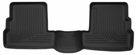 Husky Liners - Husky Liners 2015+ Lincoln MKC X-Act Contour Black 2nd Seat Floor Liner
