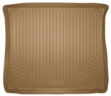 Husky Liners - Husky Liners 2012 Mercedes ML350 WeatherBeater Tan Rear Cargo Liner (Behind 2nd Seat)