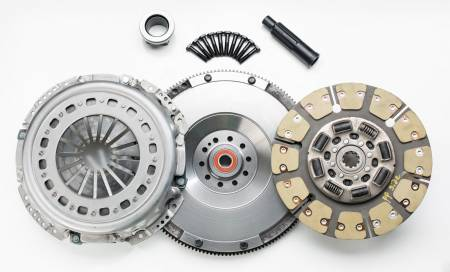 South Bend Clutch / DXD Racing - South Bend Clutch 04-07 Ford 6.0L ZF-6 Dual Friction Clutch Kit