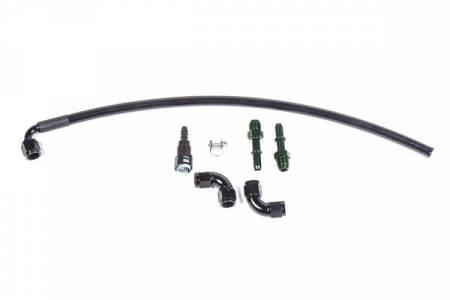 Radium Engineering - Radium Engineering Fuel Hanger Plumbing Kit 08+ Subaru (Single Pump)