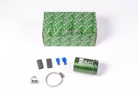 Radium Engineering - Radium Engineering 01-06 BMW E46 M3 to AEM 50-1200 Fuel Pump Install Kit (Pump Incl)