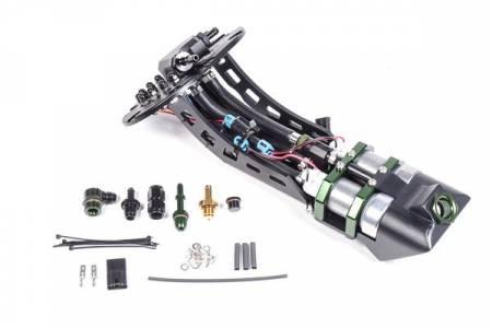 Radium Engineering - Radium Engineering 93-07 Subaru WRX/STI Fuel Hanger (Dual Pump Incl) AEM 50-1200 E85