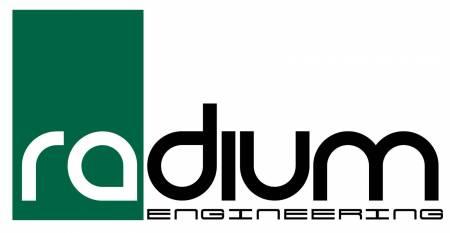 Radium Engineering - Radium Engineering Porsche 996/997.1 AWD Fuel Filter Kit  w/ 10 Micron Cellulose Filter