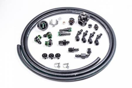 Radium Engineering - Radium Engineering Subaru EJ Fuel Rail Plumbing Kit
