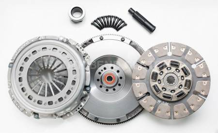 South Bend Clutch / DXD Racing - South Bend Clutch 08-09 Ford 6.4L ZF-6 Ceramic Button Clutch Kit