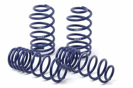 H&R - H&R 12-14 Mercedes-Benz C350 Coupe W204 Sport Spring