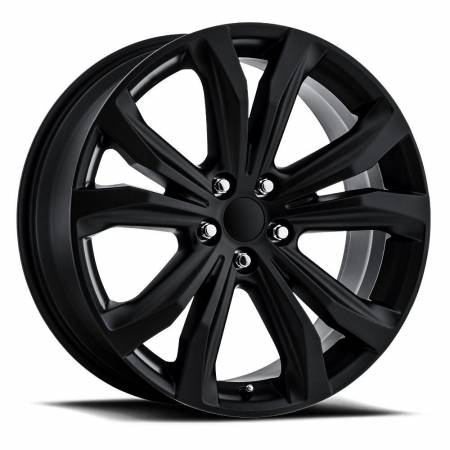 Factory Reproductions Wheels - FR Series 79 Replica Lexus RX350 Wheel 20x8 5X4.5 ET30 60.1CB Gloss Black