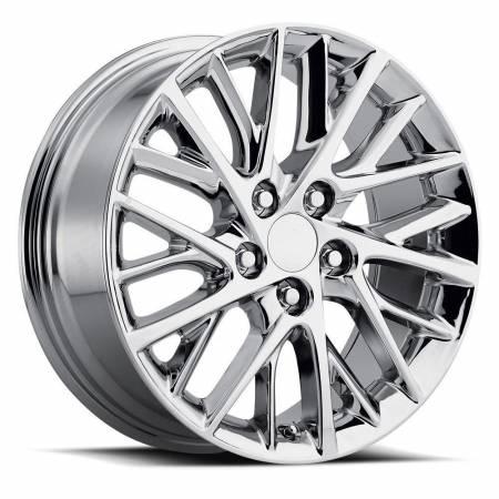 Factory Reproductions Wheels - FR Series 83 Replica Lexus ES350 Wheel 17x7 5X4.5 ET40 60.1CB PVD Chrome