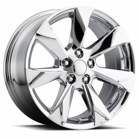 Factory Reproductions Wheels - FR Series 84 Replica Lexus RX350 Wheel 18x8 5X4.5 ET30 60.1CB Chrome
