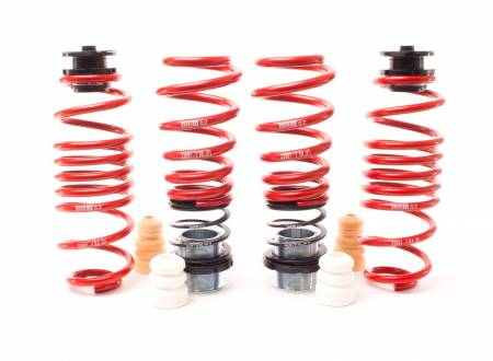 H&R - H&R 13-19 BMW 640i Grand Coupe F06 VTF Adjustable Lowering Springs (Incl. Adaptive Drive)