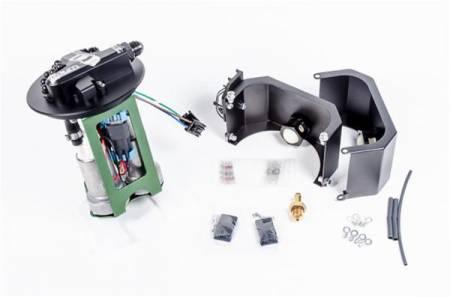 Radium Engineering - Radium Engineering 08-16 Mitsubishi EVO X Fuel Hanger (Dual Pump Incl) AEM 50-1200 E85