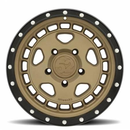 Fifteen52 - Fifteen52 Wheels Rim Turbomac HD 20X9 6x139.7 ET18 106.2CB Block Bronze