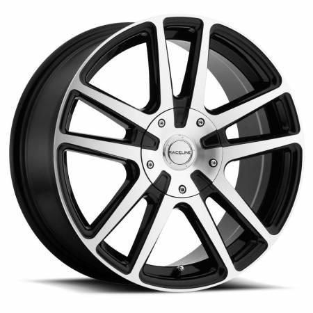 Raceline Wheels - Raceline Wheels Rim ENCORE BMF 17X7.5 5X110/5X115 +40mm