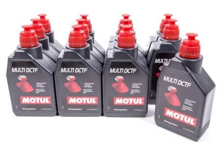 Motul - Motul Transmission Fluid - Multi DCTF - DCTF - Synthetic - 1 L - Set of 12