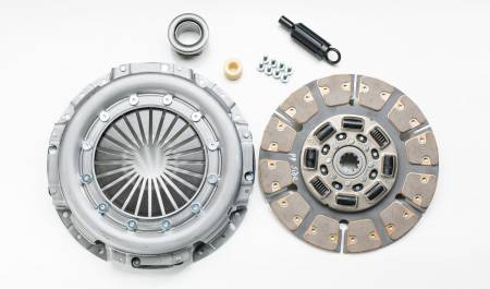 South Bend Clutch / DXD Racing - South Bend Clutch 99-03 Ford 7.3 Powerstroke ZF-6 Carbotic Friction 4 Paddle Spicer Clutch Kit