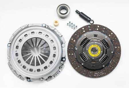 South Bend Clutch / DXD Racing - South Bend Clutch 87-94 Ford 7.3 DI Non-Turbo / 7.3 IDI Turbo /7.3 Powerstroke ZF-5 Org Clutch Repl