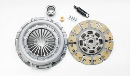 South Bend Clutch / DXD Racing - South Bend Clutch 99-03 Ford 7.3 Powerstroke ZF-6 Dual Friction 4 Paddle Spicer Design Clutch Kit