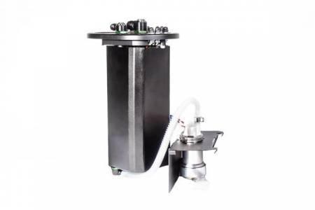Radium Engineering - Radium Mazda RX-7 (FD) Fuel Hanger Surge Tank - (Pumps Not Included) AEM 50-1220 E85