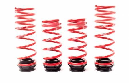 H&R - H&R 11-16 BMW 528i/535d/535i/550i F10 VTF Adjustable Lowering Springs (Incl. EDC)